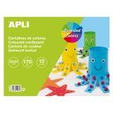 API-BLOC CARTULINAS 10H