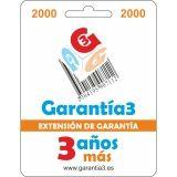 GAR3-EXT3 PVP2000
