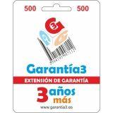 GAR3-EXT3 PVP500