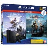SONY-PS4 1TB GOD HORIZON