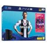 SONY-PS4 PRO 1TB FIFA19