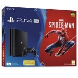 SONY-PS4 PRO 1TB SPIDER