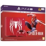 SONY-PS4 PRO LE 1TB SPIDER