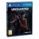 SONY-PS4-J UNCHARTED LEGADO