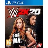 SONY-PS4-J WWE 2K20