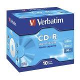 VERB-CD DATALIFE 800MB 10U