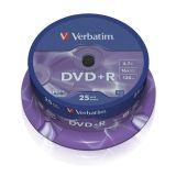 VERB-DVD+R 4.7GB 25U