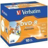 VERB-DVD-R 4.7GB 10U IMP