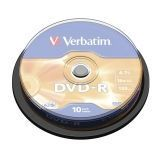 VERB-DVD-R 4.7GB 10U