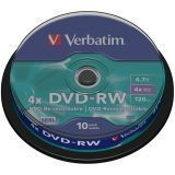 VERB-DVD-RW 4.7GB 10U