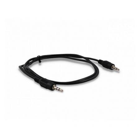 Cable Estéreo 3GO CA106/ Jack 3.5 Macho - Jack 3.5 Macho/ 1m