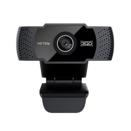 Webcam 3GO View/ 1280 x 720 HD