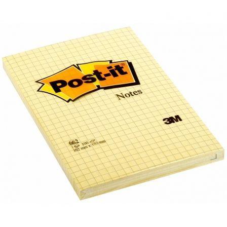 3M-POST NOTAS 102X152 CUADRO