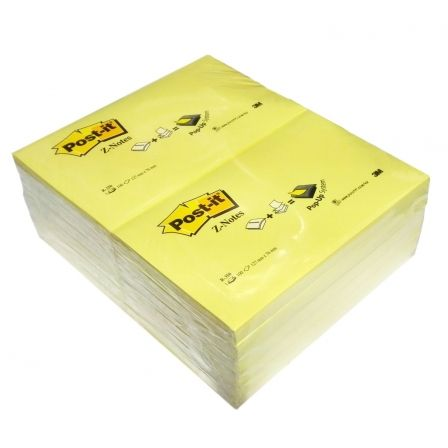 3M-POST NOTAS 76X127 PACK12