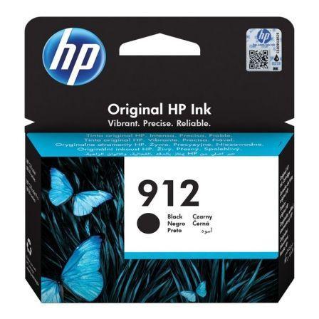 Cartucho de Tinta Original HP nº912/ Negro