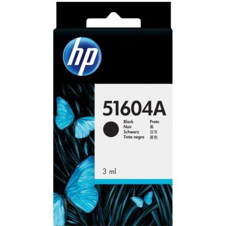 Cartucho de Tinta Original HP nº51604A/ Negro