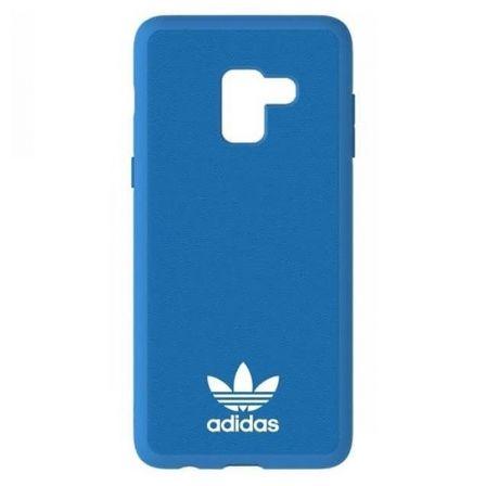 Funda Adidas Basics para Samsung Galaxy A8/ Azul