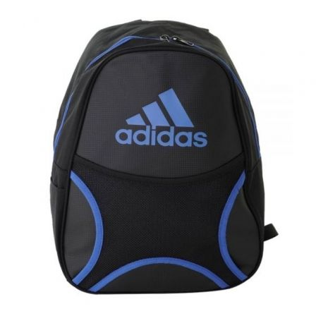 Mochila Adidas Backpack Club/ Negra y Azul
