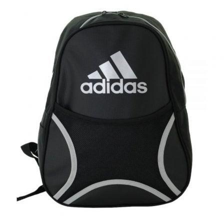 Mochila Adidas Backpack Club/ Negra y Gris