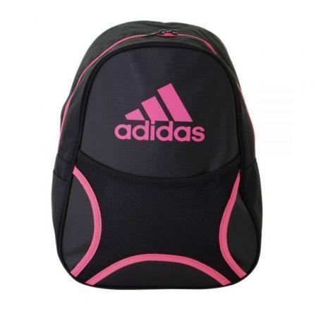 Mochila Adidas Backpack Club/ Negra y Fucsia
