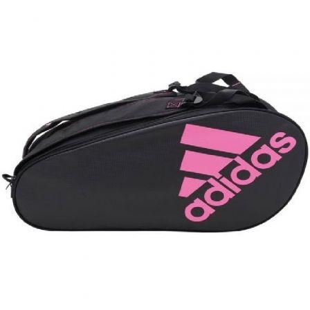 Paletero Adidas Control CRB/ Negro y Fucsia