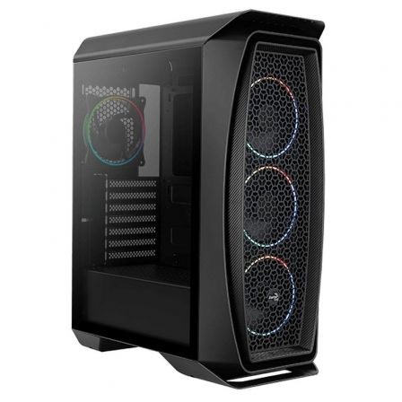 Caja Gaming Semitorre Aerocool Aero One Eclipse