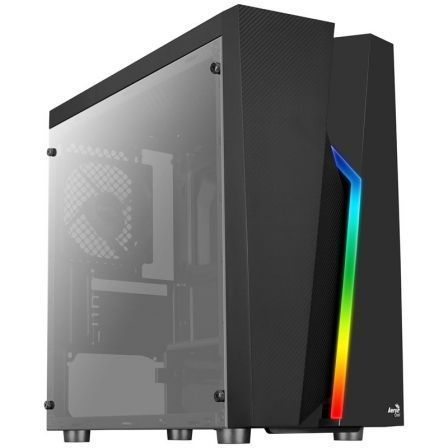 Caja Gaming Minitorre Aerocool Bolt Mini