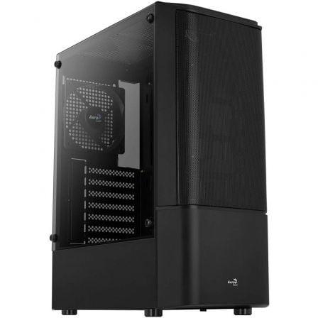 Caja Gaming Semitorre Aerocool Quantum Mesh V1