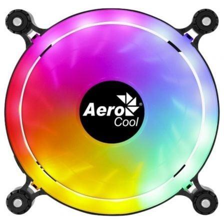 Ventilador Aerocool Spectro 12/ 12cm/ RGB
