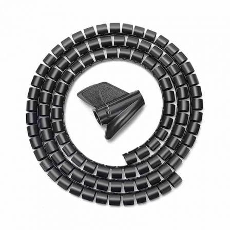 Organizador de Cables en Espiral Aisens A151-0406/ 1m