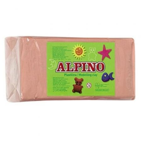 ALP-PLASTILINA 150GRS CARNE
