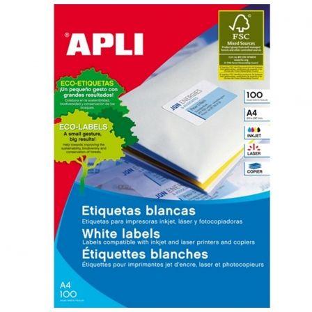 API-ETIQUETA A4 210X148MM