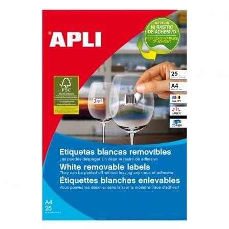 API-ETIQUETA A4 48.5X25.4MM