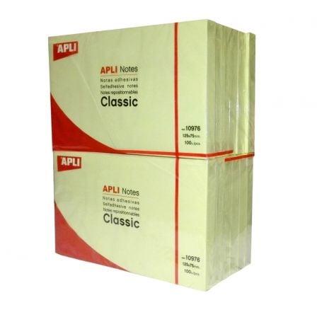 API-NOTAS 125X75 PACK 12 AMA