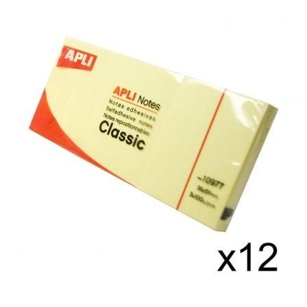 API-NOTAS 38X51 PACK12 AMA