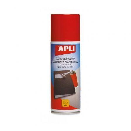 Spray Quita Adhesivo Apli 11303/ Capacidad 200ml