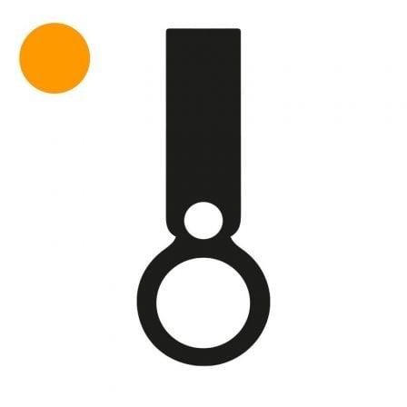 Apple Airtag Loop/ Naranja Eléctrico/ MK0X3ZM/A