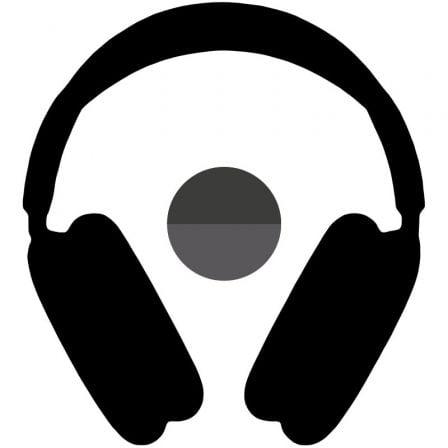 Auriculares Bluetooth Apple AirPods Max con Funda Smart Case/ Gris Espacial