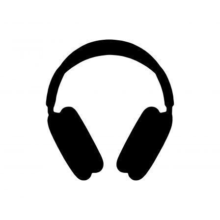 Auriculares Bluetooth Apple AirPods Max con Funda Smart Case/ Plateados