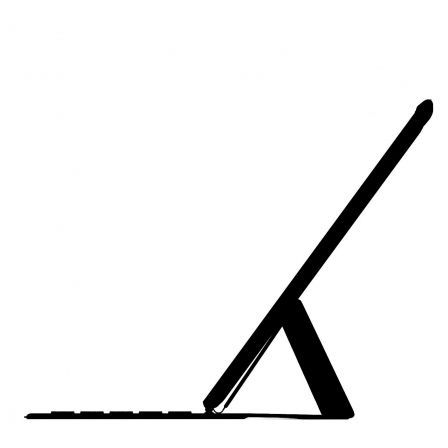 Teclado Apple Magic Keyboard/ Gris/ para iPad PRO 11