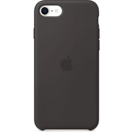 FUNDA APPLE IPHONE SE 2020 SILICONA NEGRO - MXYH2ZM/A