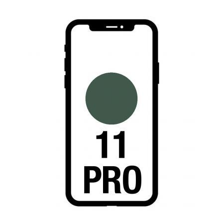 APPLE IPHONE 11 PRO 256GB VERDE NOCHE - MWCC2QL/A