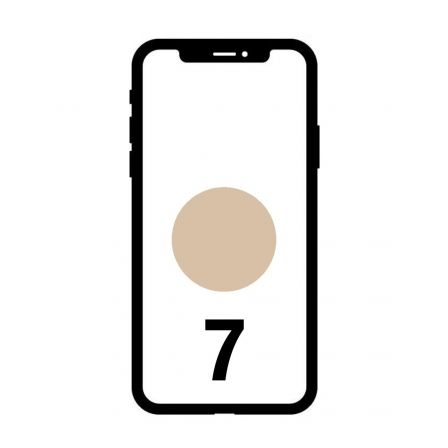 Apple iPhone 7 - oro - 4G - 32 GB - GSM - teléfono inteligente