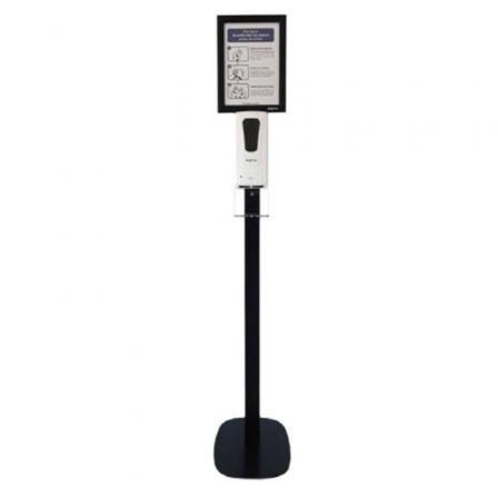 Dispensador Automático de Gel con Soporte Approx appSTSANITIZERPACK02/ Capacidad 1000ml