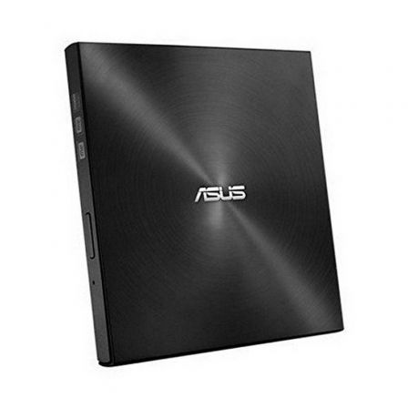 Grabadora Externa CD/DVD Asus ZenDrive U7M/ Negra