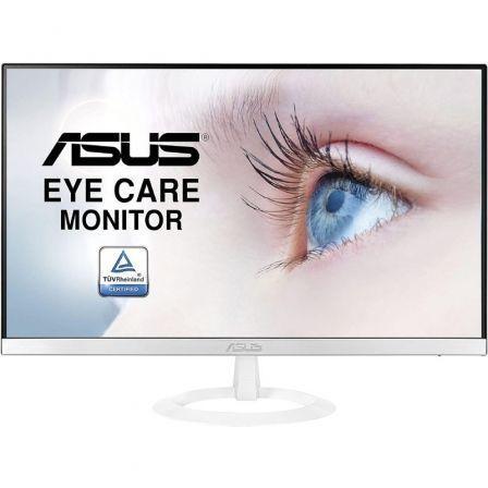"MONITOR LED ASUS VZ239HE-W BLANCO - 23""/58.4CM - 1920*1080 FULL HD - 5MS - 250CD/M2 - 178/178º - TAMAÑO PIXEL 0.2652 - VGA - HDMI - FILTRO LUZ AZUL"