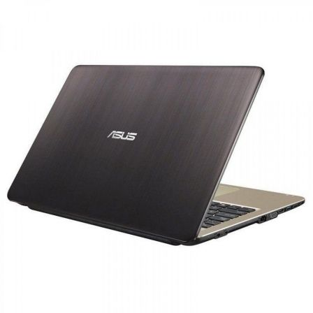 PORTÁTIL ASUS A540NA-GQ264 - INTEL N3350 1.10GHZ - 4GB - 128GB SSD - 15.6'/39.6CM HD - HDMI - BT 4.2 - NO ODD - ENDLESS OS - NEGRO CHOCO/ORO