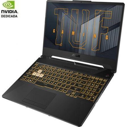 Portátil Gaming Asus TUF FA506QM-HN016 Ryzen 7 5800H/ 16GB/ 512GB SSD/ GeForce RTX3060/ 15.6