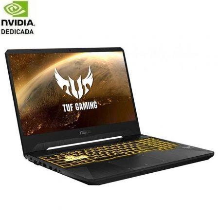 Portátil Gaming Asus TUF FX505DT-BQ624 Ryzen 5 3550H/ 8GB/ 512GB SSD/ GeForce GTX 1650/ 15.6