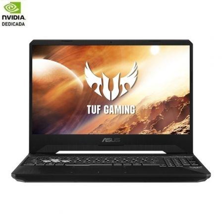 Portátil Gaming Asus TUF FX505DT-HN450 Ryzen 5 3550H/ 8GB/ 512GB SSD/ GeForce GTX1650/ 15.6